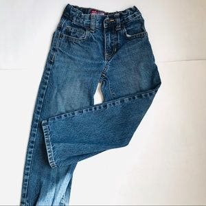 Boys Old Navy Regular Slim Straight Leg Blue Jeans